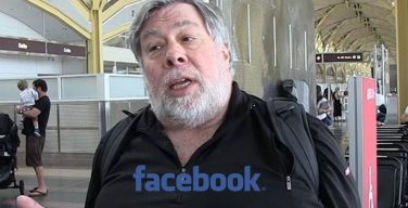 steve wozniak facebook